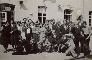 Ученици от Немското училище на екскурзия в село Царева ливада