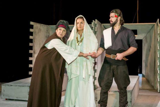 Театър - Ана от другата страна 5