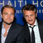 Leonardo and Sean Penn