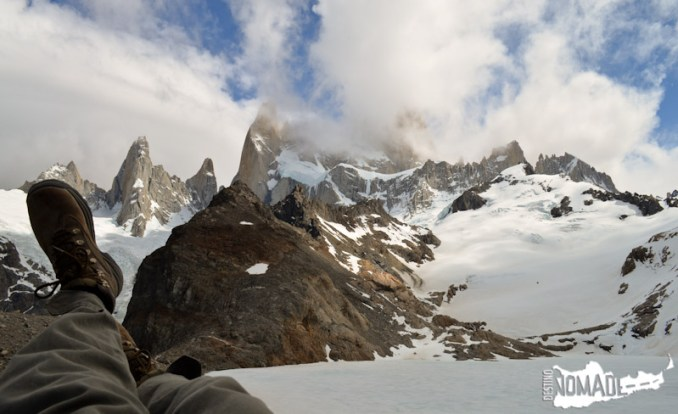Laguna de los Tres (PN Los Glaciares) - Aniversario
