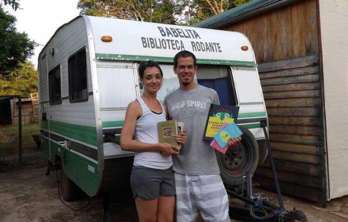 Rodanteros literarios en Misiones