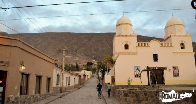 Iglesia de Tilcara, Quebrada de Humahuaca