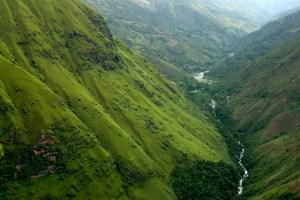 Cuenca del Rio Mucuchachí