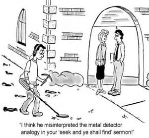 Funny Metal Detecting Pics