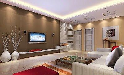 Interior Desain Rumah Minimalis Modern