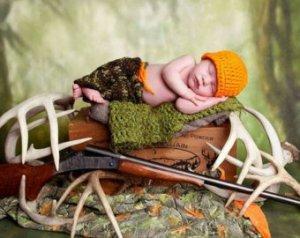 Nama Bayi Artinya Pemburu