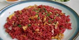 Resep Nasi Goreng Merah Istimewa dan Simple
