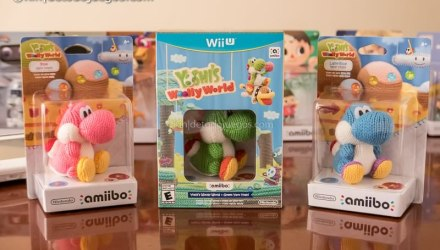 unboxing yoshis woolly world-1080015