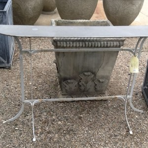 Metal Side Table