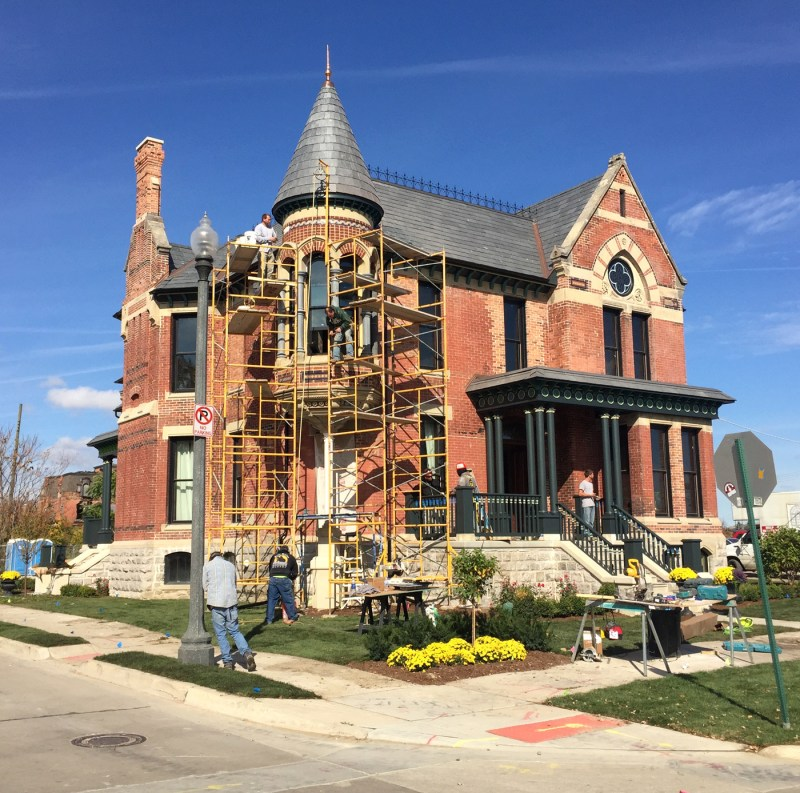 Large Of Ransom Gillis House