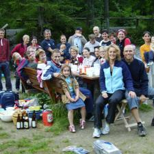 Sommer-Grillerei 2005