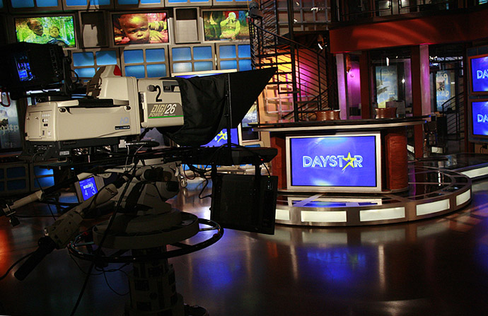 DayStar TV, HDTV Production Equipment & Consulting