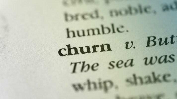 Churn definition