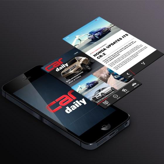 Car daily app