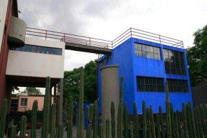 Casa estudio de Diego Rivera y Frida Kahlo