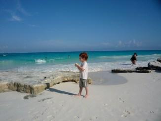 Playas públicas en Cancún