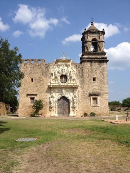 Misión San José, San Antonio, Texas