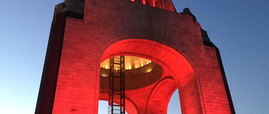 Monumento a la Revolución México