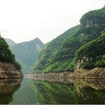 El río Yangtsé, otra maravilla natural de China