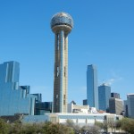 Reunion Tower en Dallas