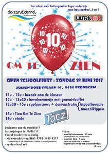 uitnodiging schoolfeest De Zandkorrel 18 juni 2017 jpeg