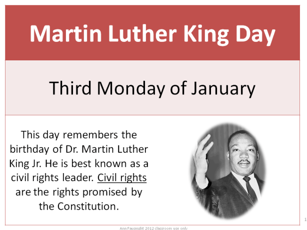 Happy Birthday Dr King Quotes ~ Big speech can change world devoted to