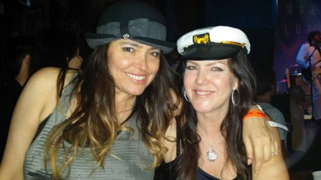 Devin & Kira at Yacht Rock concert