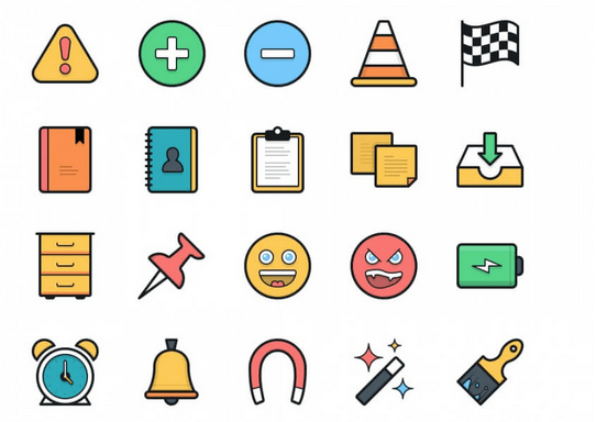 icon-set - best resources for web designers for 2015