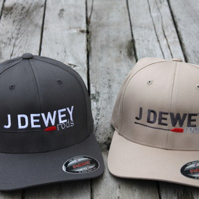 J Dewey Rods FlexFit Hat