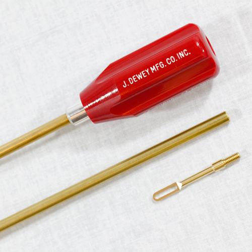 .30 Caliber Brass Rod - 36 Inches