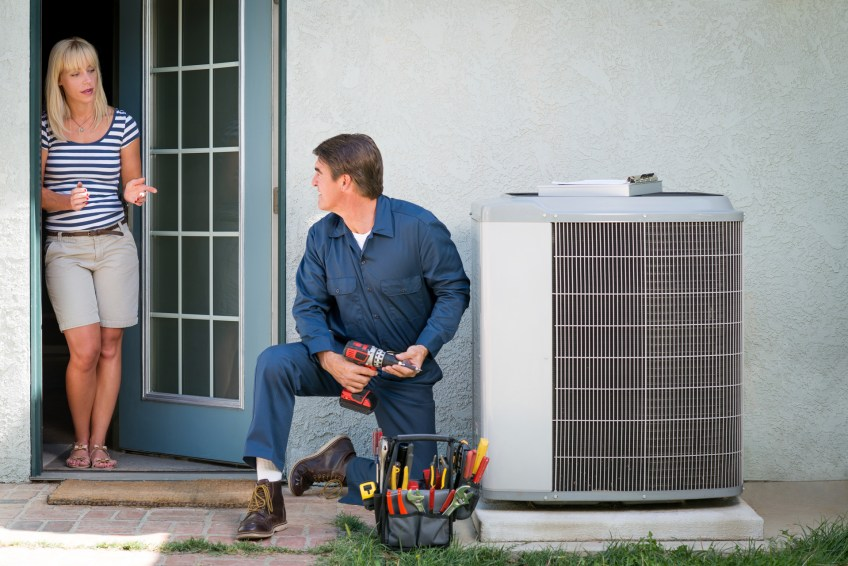 replacement A/C options in Dallas