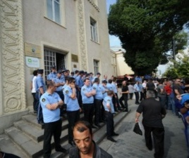 marneuli election commission incident 2012