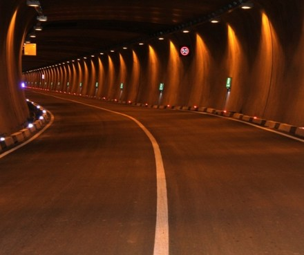 Rikoti tunnel - Photo Ministry of Regional Development and Infrasctructure