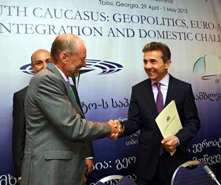 bidzina ivanishvili - NATO PA Rose Roth Seminar iii