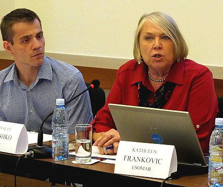 Kathy Frankovic