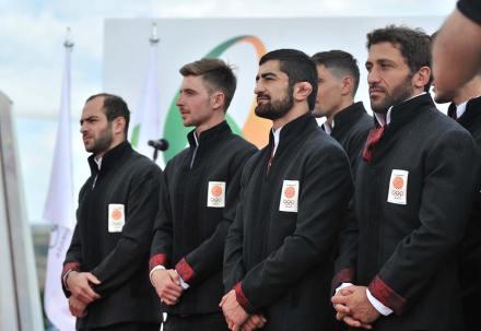 Olympics men