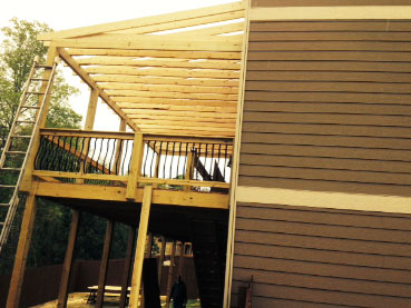Deck Repair and Installation in Atlanta GA