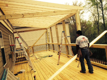 Deck Repair and Installation in Johns Creek GA