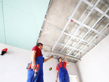 Drywall Repair and Installation in Sandy Springs GA