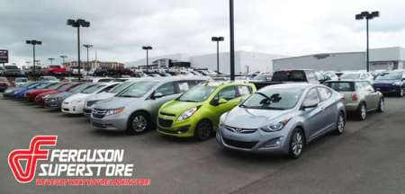 Ferguson Superstore  Your Best Choice for Used Cars in Oklahoma     Some Tulsa and Broken Arrow drivers have hesitations about purchasing a  brand new vehicle  There are certainly many more options to choice from  when buying