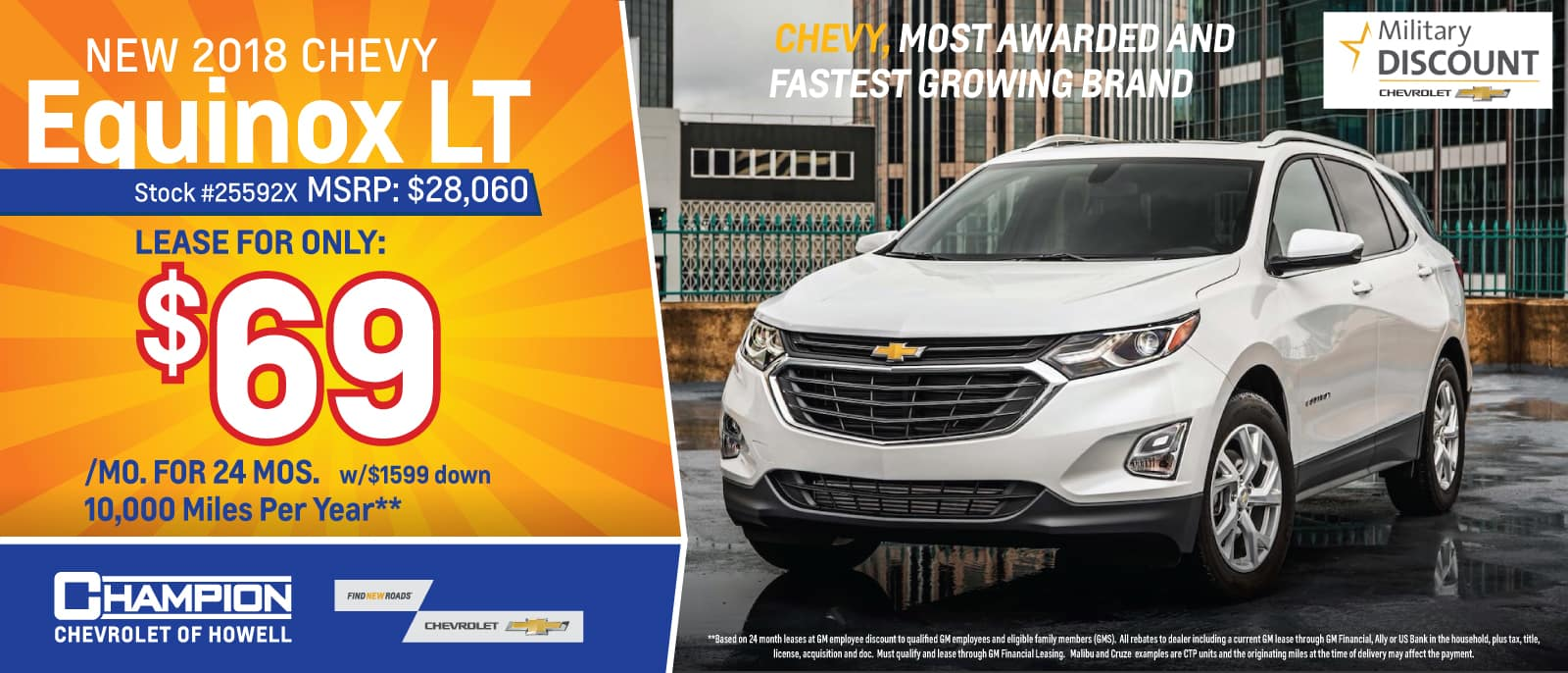 Champion Chevrolet of Howell in MI   New and Used Cars Welcome to our