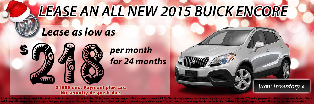 Champion GMC Buick   December 2015 Lease Specials   Champion GMC Buick BUY AN ALL NEW 2016 BUICK LACROSSE NOW ONLY  34 253 WAS  41 205 AT CHAMPION  GMC BUICK IN BRIGHTON  MI