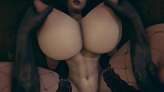 Shadow Monster Part 3 [3D][Honey Select 2]