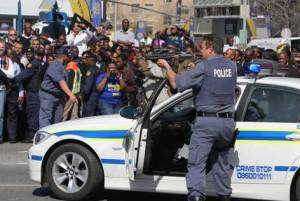 Plessislaer in Kwazulu-Natal has been in the news a lot over the last decade because of the violent clashes between police and residents.