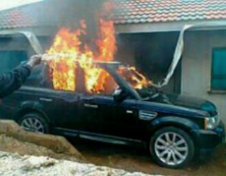 Car burnt jpeg