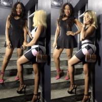 Nollywood Hotties Rukky Sanda & Ebube Nwagbo Stun in New Photos