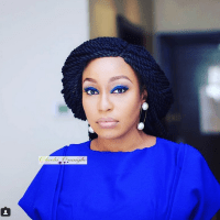 Stunning Rita Dominic At 76 Screening (Photos)