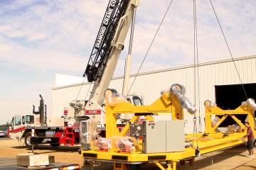 Machinery Lifting Crane Rentals