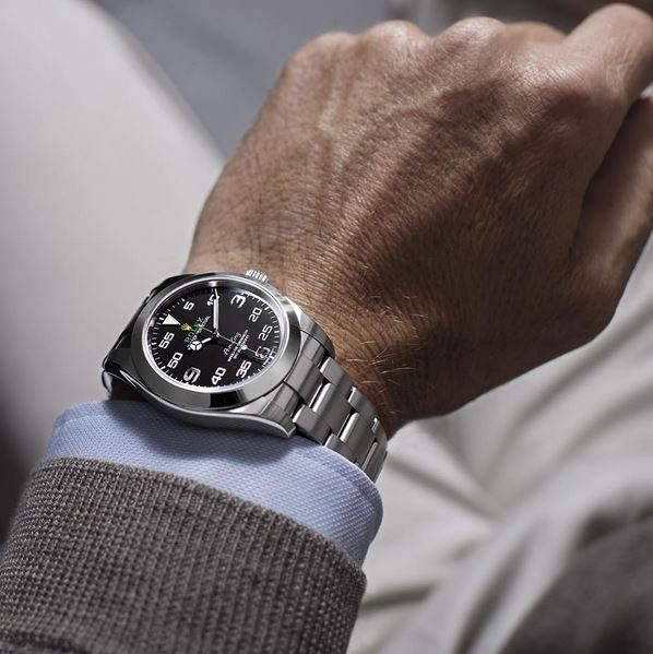 The Right Watch for Father's Day