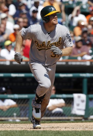 Brandon+Moss+Oakland+Athletics+v+Detroit+Tigers+36dEp1T-79Dl